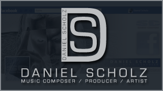 Daniel Scholz official website refresh